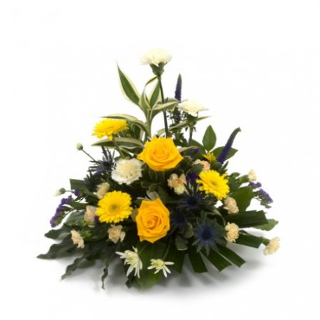 Lemon posy